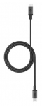 Mophie 1.5m USB-C Braided Charge & Sync Cable - Black
