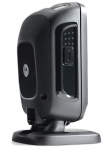 Zebra DS9208 Omni-Directional Hands-Free Presentation 2D Standard Range, USB Scanner Kit - Black