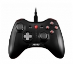 MSI Force GC20 USB Wired Gaming Controller - Black