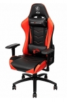 MSI Mag CH120 Gaming Chair - Black / Red