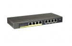 Netgear GS108PE ProSafe 8-port 10/100/1000 Gigabit with 4-port PoE Switch