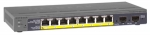 Netgear GS110TP ProSafe 8-port Gigabit Ethernet PoE Smart Switch + $25 Cashback