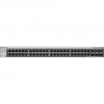 Netgear ProSafe GS752TS 48 Port (48 x RJ-45 - 6 x Expansion Slots) Gigabit Manageable Desktop/Rackmountable Ethernet Switch