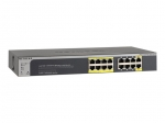 Netgear Prosafe 16-port Gigabit PoE Smart Switch