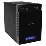 Netgear RN21400 ReadyNAS Media Hub 4-Bay NAS Diskless
