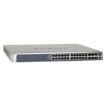 Netgear ProSafe M5300-28G 24 Port (20 x RJ-45, Stack Port, 6 x Expansion Slots) Layer 3 Manageable Gigabit Desktop/Rackmountable Switch