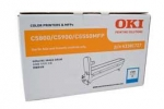 Oki C58CDRUM Cyan Imaging Drum