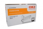 Oki C56BDRUM Black Drum Cartridge