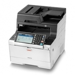 Oki MC573DN 30ppm Duplex Network Colour Laser Multifunction Printer + Warranty Extension Offer!