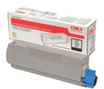 Oki 46861312 High Yield Black Toner Cartridge