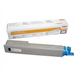 Oki C36BTONE Black Toner Cartridge