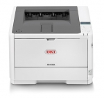 OKI B432dn 42ppm Monochrome Duplex Network Laser Printer + 3 Year Warranty Extension Offer!