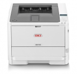 Oki B512dn A4 45ppm Network Monochrome Duplex Laser Printer + 3 Year Warranty Extension Offer!