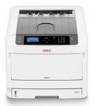 Oki C834NW A3 36ppm Wireless Colour Laser Printer + Warranty Extension Offer!