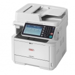 Oki MB492dn Duplex 40ppm Network Monochrome Multifunction Laser Printer + Warranty Extension Offer!