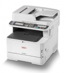 Oki MC363DN 26ppm Duplex Network Colour Laser Multifunction Printer + Warranty Extension Offer!