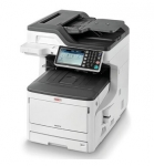 Oki MC853dn A3 23ppm Network Colour Laser Multifunction Printer + 3 Year Warranty Extension Offer!