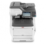 Oki MC873DN A3 35ppm Duplex Network Colour Laser Multifunction Printer + 3 Year Warranty Extension Offer!
