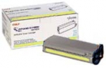 Oki C73YTONE Yellow Toner Cartridge