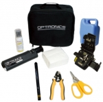 Optronics Field Install Connector Preparation Kit and Inspection Kit - Full