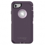 OtterBox Defender Case for iPhone 7 & iPhone 8 - Purple Nebula