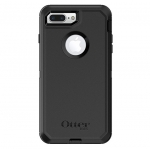 OtterBox Defender Case for iPhone 7 Plus & iPhone 8 Plus - Black