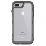 OtterBox Pursuit Case for iPhone 7 Plus & iPhone 8 Plus - Black & Clear