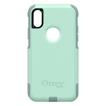 OtterBox Commuter Series Case for iPhone X & Xs - Ocean Way Blue