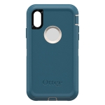 OtterBox Defender Series Screenless Edition Case for iPhone Xr - Big Sur Blue