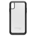 OtterBox Pursuit Series Case for iPhone Xs Max - Black & Clear