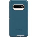 OtterBox Defender Case for Samsung Galaxy S10+ - Big Sur Blue
