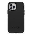 Otterbox Defender Series Case for iPhone 12 and iPhone 12 Pro - Black