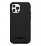Otterbox Symmetry Series+ Case with MagSafe for iPhone 12 and iPhone 12 Pro - Black