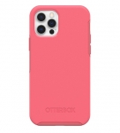 Otterbox Symmetry Series+ Case with MagSafe for iPhone 12 and iPhone 12 Pro - Tea Petal Pink