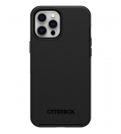 Otterbox Symmetry Series+ Case with MagSafe for iPhone 12 Pro Max - Black