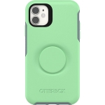 OtterBox + Pop Symmetry Case for iPhone 11 - Mint to Be