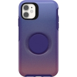 OtterBox + Pop Symmetry Case for iPhone 11 - Violet Dusk