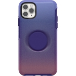 OtterBox + Pop Symmetry Case for iPhone 11 Pro Max - Violet Dusk