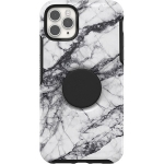 OtterBox + Pop Symmetry Case for iPhone 11 Pro Max - White Marble