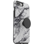 OtterBox + Pop Symmetry Case for iPhone 7 Plus & iPhone 8 Plus - White Marble