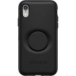 OtterBox + Pop Symmetry Case for iPhone XR - Black