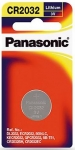 Panasonic CR2032 Cell Battery - Single