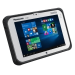 Panasonic Toughpad FZ-M1 Value MK2 7 Inch Atom X5 Z8550 2.4GHz 4GB RAM 64GB eMMC Rugged Touchscreen Tablet with Windows 10 Pro + 4G LTE