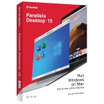 Parallels Desktop 15 for Mac One Year Subscription - Academic Retail Version