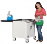PC Locs iQ 30 Charge & Sync Cart - 30 iPad & Tablet Devices