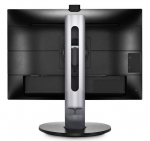 Philips Brilliance 24 Inch 1920 x 1080 5ms Monitor with Speakers & Webcam - VGA DisplayPort HDMI
