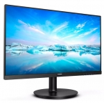 Philips 242V8A 23.8 Inch 1920 x 1080 4ms 250nit IPS Monitor with Built-in Speakers - VGA, DisplayPort, HDMI