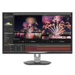 Philips P-Line 31.5 Inch 2k 2560 x 1440 4ms 450nit IPS Monitor with Speakers & USB-C Dock - VGA DisplayPort HDMI USB-C