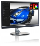 Philips Brilliance 288P6LJEB 28 Inch 3840 x 2160 LCD Monitor with Speakers - VGA DVI DisplayPort HDMI