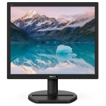 Philips S Line 17 Inch 1280x1024 1ms 250nit TFT Monitor - DVI VGA + Go into the draw to Win a Weber Baby Q
